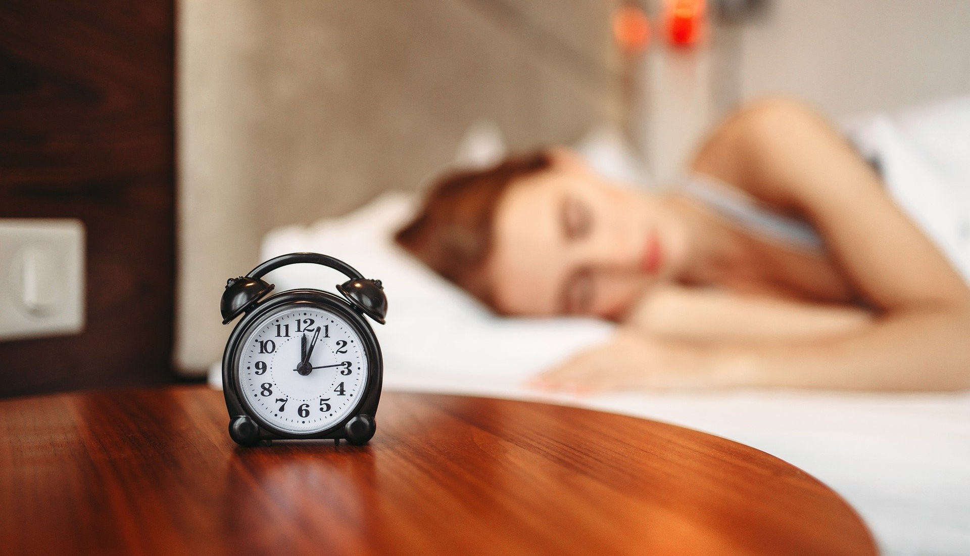 Last van slaapproblemen?